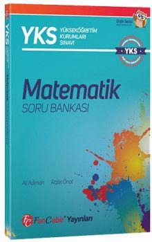 FenCebir Yayınları YKS 2. Oturum AYT Matematik Soru Bankası