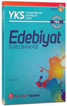 FenCebir Yayınları YKS 2. Oturum AYT Edebiyat Soru Bankası