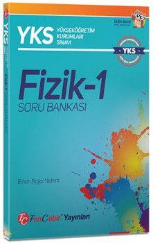 FenCebir Yayınları YKS 1. Oturum TYT Fizik 1 Soru Bankası