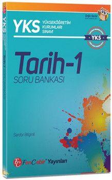 FenCebir Yayınları YKS 1. Oturum TYT Tarih 1 Soru Bankası