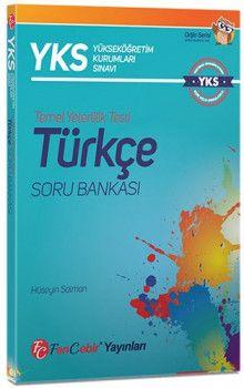 FenCebir Yayınları YKS 1. Oturum TYT Türkçe Soru Bankası