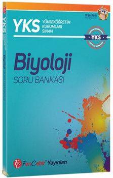 FenCebir Yayınları YKS 1. ve 2. Oturum TYT AYT Biyoloji Soru Bankası