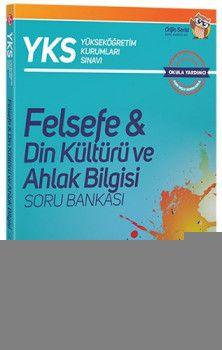 FenCebir Yayınları YKS 1. Oturum TYT Felsefe Din Kültürü Ahlak Bilgisi Soru Bankası