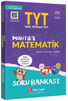 FenCebir Yayınları TYT Mantıklı Matematik Soru Bankası