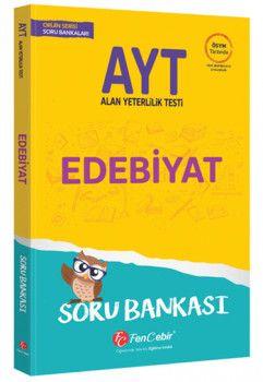 FenCebir Yayınları AYT Edebiyat Soru Bankası
