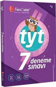 FenCebir Yayınları TYT 7 Deneme Sınavı