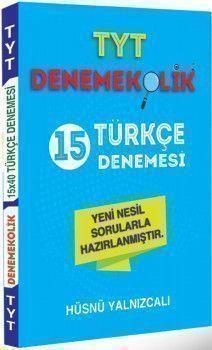 Feybe Yayınları TYT Türkçe Denemekolik 15 Denemesi