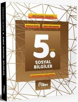 Fides Yayınları 5. Sınıf Sosyal Bilgiler Soru Bankası Mozaik Serisi