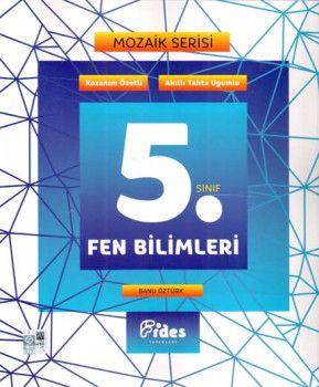 Fides Yayınları 5. Sınıf Fen Bilimleri Mozaik Serisi Kazanım Özetli Soru Bankası