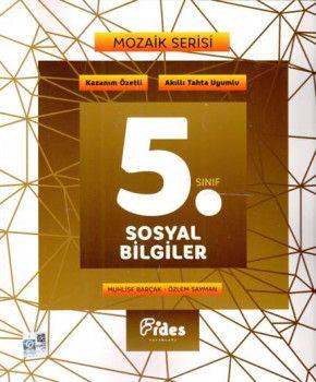 Fides Yayınları 5. Sınıf Sosyal Bilgiler Mozaik Serisi Kazanım Özetli Soru Bankası