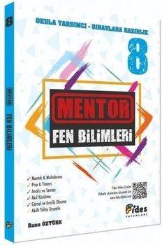 Fides Yayınları 8. Sınıf Fen Bilimleri Mentor