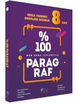 Fides Yayınları 8. Sınıf Paragraf % 100 Soru Bankası 