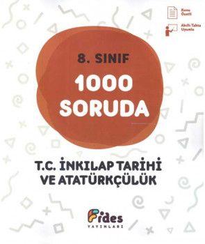 Fides Yayınları 8. Sınıf T.C. İnkılap Tarihi ve Atatürkçülük 1000 Soruda Soru Bankası