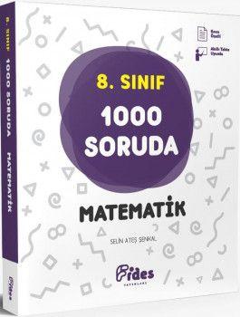 Fides Yayınları 8. Sınıf 1000 Soruda Matematik