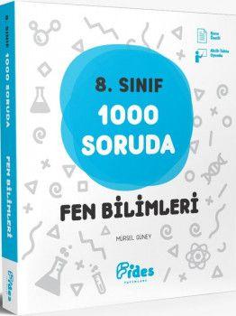 Fides Yayınları 8. Sınıf 1000 Soruda Fen Bilimleri