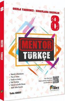 Fides Yayınları 8. Sınıf Türkçe Mentor
