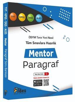 Fides Yayınları Paragraf Mentor Soru Bankası