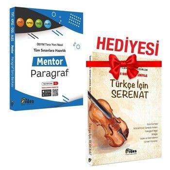 Fides Yayınları Paragraf Mentor Soru Bankası Türkçe  İçin Serenat HEDİYELİ
