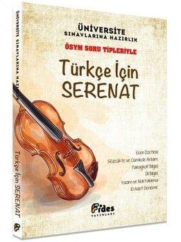 Fides Yayınları TYT Türkçe İçin Serenat