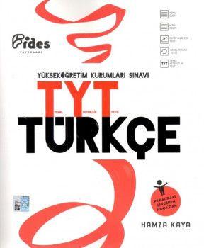 Fides Yayınları YKS 1. Oturum TYT Türkçe Konu Özetli Konu Testli