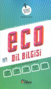 Fides Yayınları YKS 1. Oturum TYT Eco Dil Bilgisi 13 x 20 Dilbilgisi Denemeleri