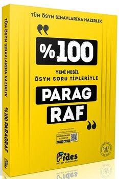 Fides Yayınları% 100 ÖSYM Soru Tipleriyle Paragraf