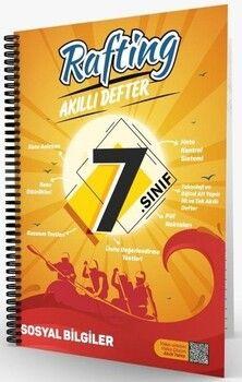 FikriBilim 7. Sınıf Sosyal Bilgiler Rafting Akıllı Defter