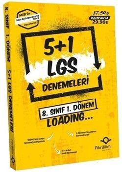 FikriBilim 8. Sınıf LGS 5 + 1 Denemeleri