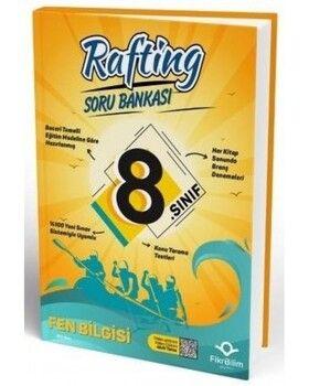FikriBilim Yayınları 8. Sınıf LGS Fen Bilgisi Rafting Soru Bankası