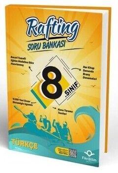 FikriBilim Yayınları 8. Sınıf Türkçe Rafting Soru Bankası