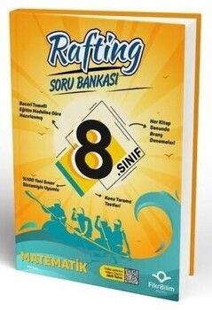 FikriBilim Yayınları 8. Sınıf Matematik Rafting Soru Bankası