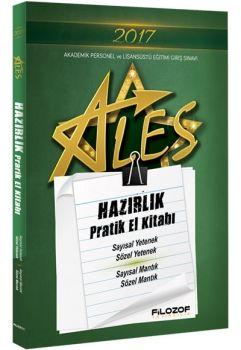 Filozof Yayıncılık 2017 ALES Hazırlık Pratik El Kitabı