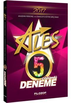 Filozof Yayıncılık 2017 ALES Çözümlü 5 Deneme