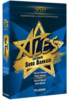 Filozof Yayıncılık 2017 ALES Çözümlü Soru Bankası