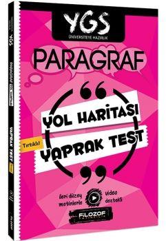 Filozof Yayıncılık YGS Paragraf Yol Haritası Yaprak Test