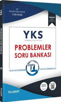 Filozof Yayıncılık YKS Problemler Soru Bankası