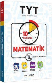 Filozof Yayıncılık TYT 10 Dakikada Matematik