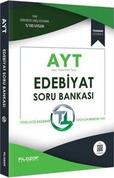 Filozof Yayıncılık AYT Edebiyat Soru Bankası