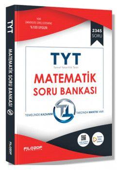 Filozof Yayınları TYT Matematik Soru Bankası
