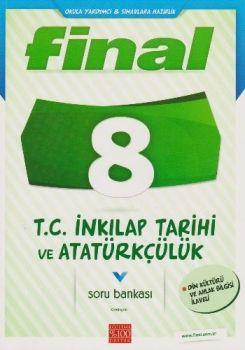 Final 8. Sınıf İnkılap Tarihi ve Atatürkçülük Soru Bankası