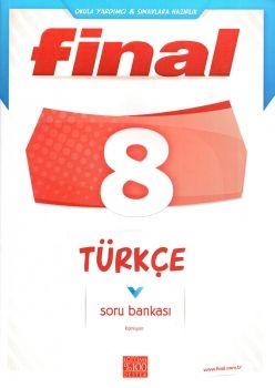Final 8. Sınıf Türkçe Soru Bankası