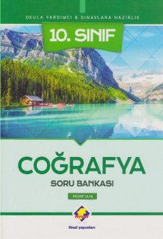 Final Yayınları 10. Sınıf Coğrafya Soru Bankası