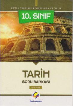 Final Yayınları 10. Sınıf Tarih Soru Bankası