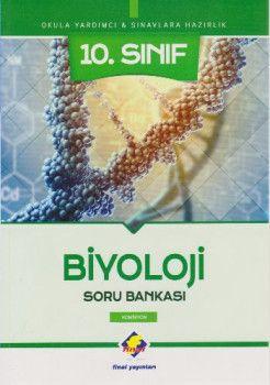 Final Yayınları 10. Sınıf Biyoloji Soru Bankası