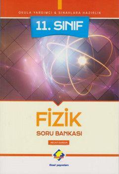 Final Yayınları 11. Sınıf Fizik Soru Bankası
