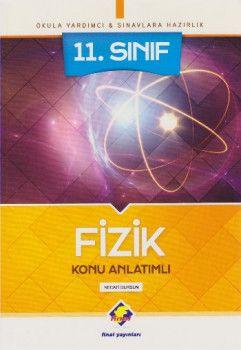 Final Yayınları 11. Sınıf Fizik Konu Anlatımlı