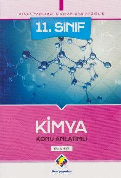 Final Yayınları 11. Sınıf Kimya Konu Anlatımlı