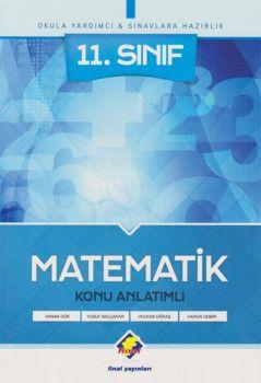 Final Yayınları 11. Sınıf Matematik Konu Anlatımlı
