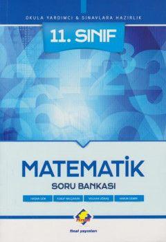 Final Yayınları 11. Sınıf Matematik Soru Bankası