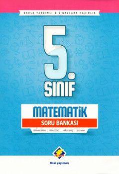 Final Yayınları 5. Sınıf Matematik Soru Bankası